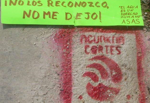 La privatización del agua, tema innombrable para los candidatos en QuintanaRoo