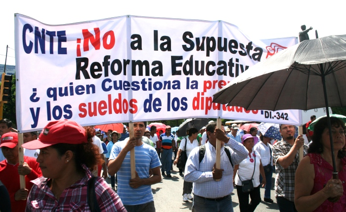 """Reforma Educativa"" implicó mayor atraso para México"