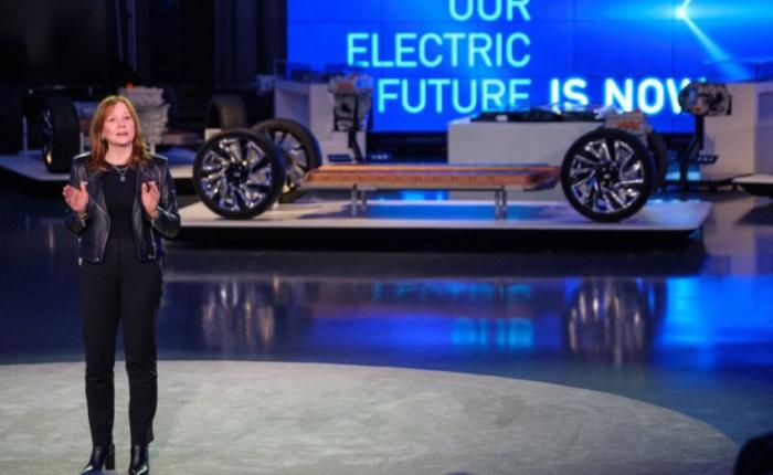 GM invertirá 1.000 millones de dólares en la producción de vehículos eléctricos enMéxico